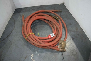 Lot of 2 Assorted Pneumatic Hoses