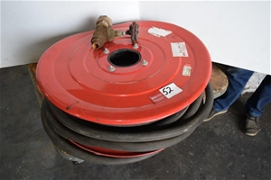 Eurosafe Fire Fighting Hose and Reel
