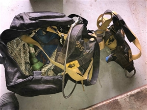 Quantity of Safety Harness, Etc
