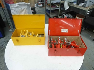 2 of 2 Orbimax Superior Piping equipment