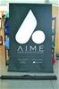 <b>4 x Double sided pull up banner</b>