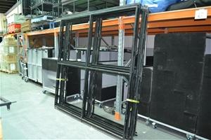 Mutli-purpose Steel Metal Cradles