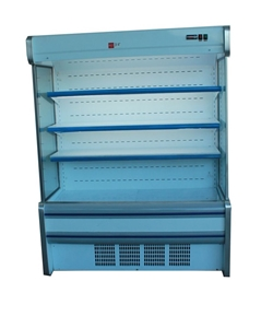 Ventilated Open Up Right Display Chiller