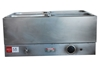 Roband Two Bay Bench Top Bain Marie