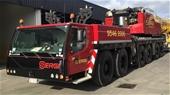 2011 Liebherr LTM1350-6.1 All Terrain Crane - EOI