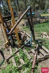 Manual Mobile Work Shop Jib Crane