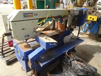 2010 Hafco Metal Master BS320 AS Power Hack Saw