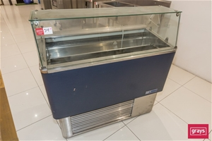 Bermuda Display Freezer