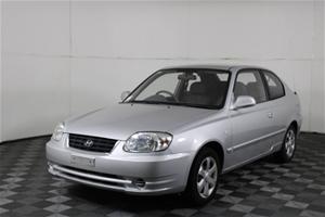 2003 Hyundai Accent 1.6 LS Auto Hatch 20