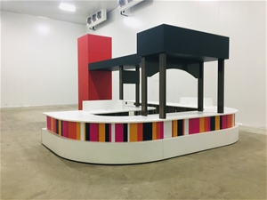 STALL - Moveable Cafe / Retail Pop-Up