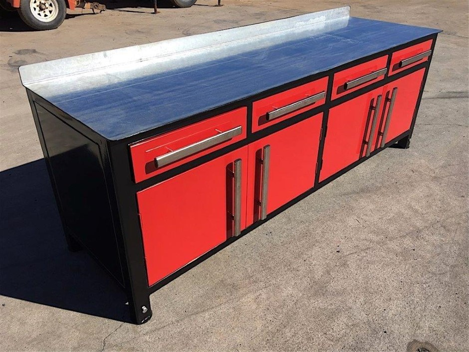 2020 Unused Welding Table