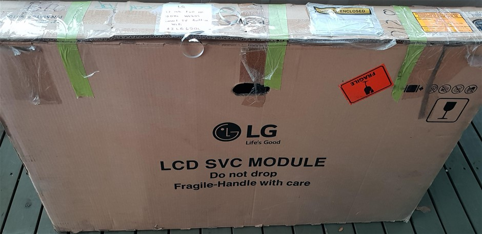 Bulk Pallet Of Used Televisions