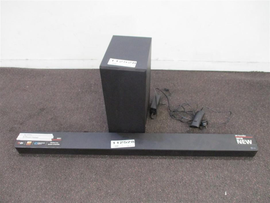 LG SK6Y 2.1 Channel 360W Soundbar