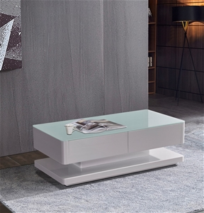 High Gloss Coffee Table an essential pie