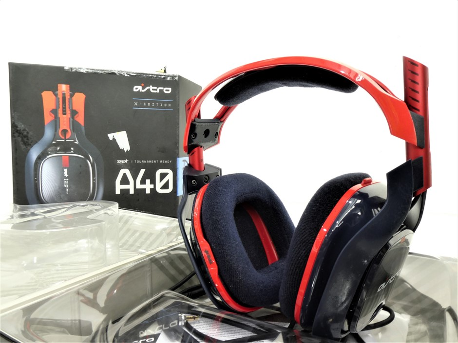 ASTRO Gaming A40 TR-X Edition Wired Gaming