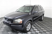 Unreserved 2006 Volvo XC90 Lifestyle Edition (LE) Auto 7Sts