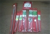 6 assorted REI Tools Spade Bits and 1 extension bar. Assorted sizes. New