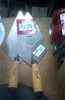 2 units of brand new Cooper Tools Plum Trowels. Made in Italy