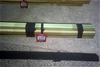 Pack of 5 lengths of Treated Pine Trellis Capping.