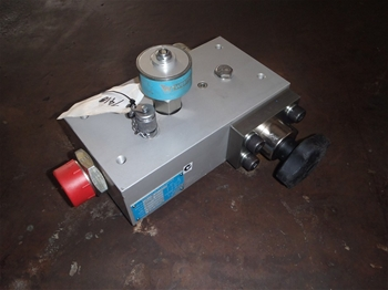 12V Hydraulic Hose Crimper, Finnpower Auction (0032-7003467