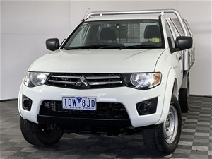 2015 Mitsubishi Triton GLX (4x4) MN Turb