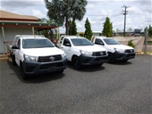 UNRESERVED HILUX SALE - Palmerston, NT