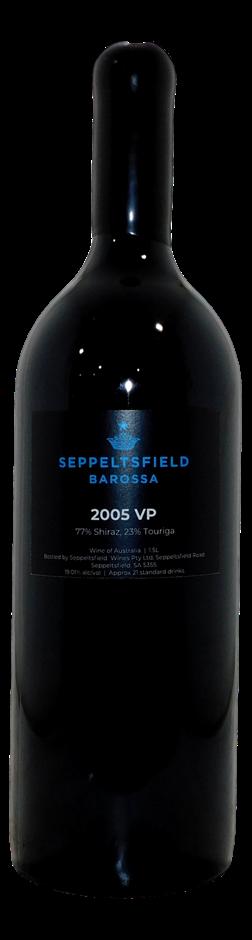 Seppeltsfield Vintage Port 2005 (1x 1.5L). SA. Cork