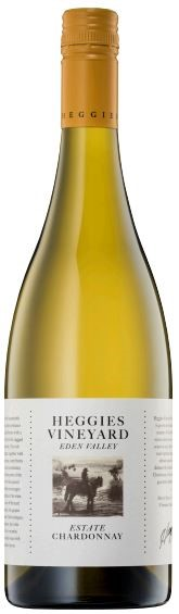 Heggies Vineyard Estate Chardonnay 2016 (6 x 750mL) Eden Valley, SA