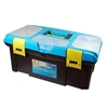 BERENT PVC Tool Box, Size: 330 x 160 x 120mm. Buyers Note - Discount Freigh