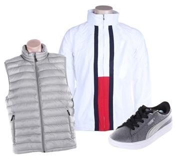 Branded Apparel & Footwear