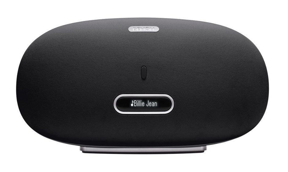 Denon Cocoon Home Wireless Music System with iPod Dock (BLACK)