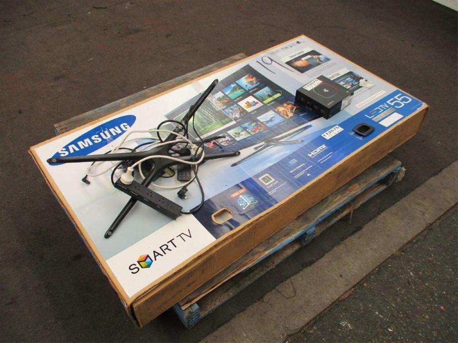 Samsung UA55F6400AM 55 Inch LED Smart TV