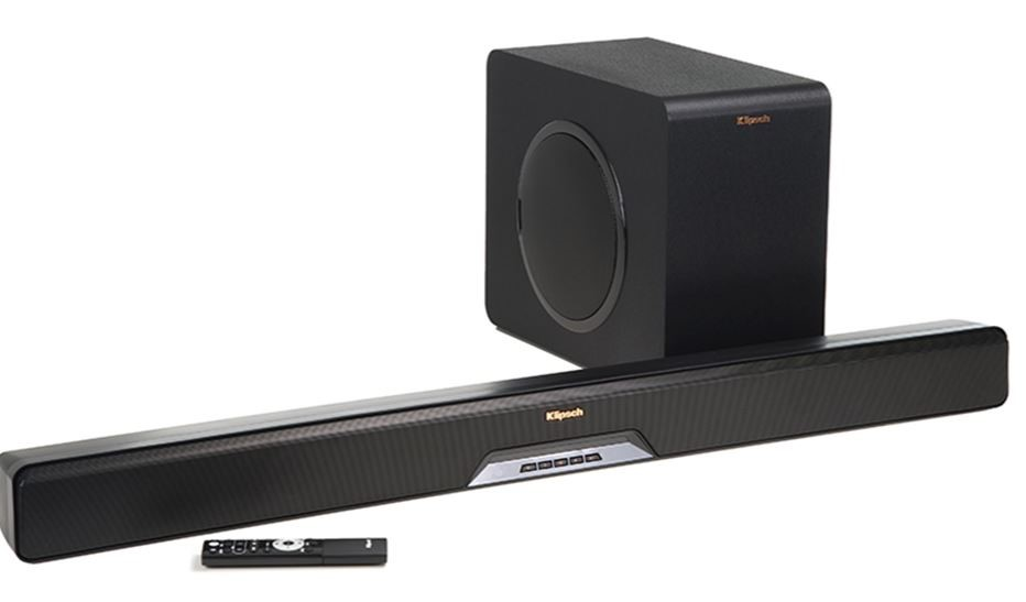 Klipsch Rsb-11 Soundbar Black