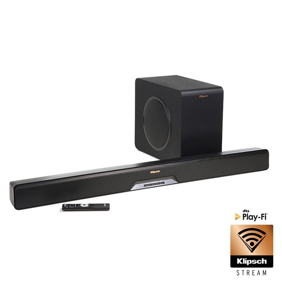Klipsch Rsb-14 Soundbar Black