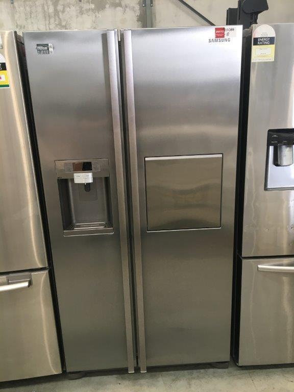 Samsung SRS683GDHLS Stainless Steel 2 Door Fridge/Freezer