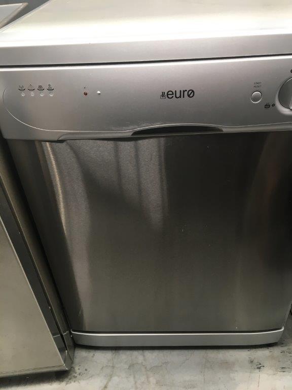 Euro EDSDESA Stainless Steel Dishwasher