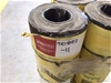 3 x rolls Alcor aluminium dampcourse bitumen flashing
