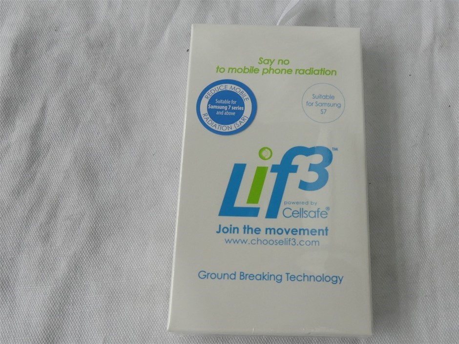 ( 180 Pack ) LIF3 ( LIF3CHIPS7 ) Smartchip Reduce Mobile Radiation, Suit