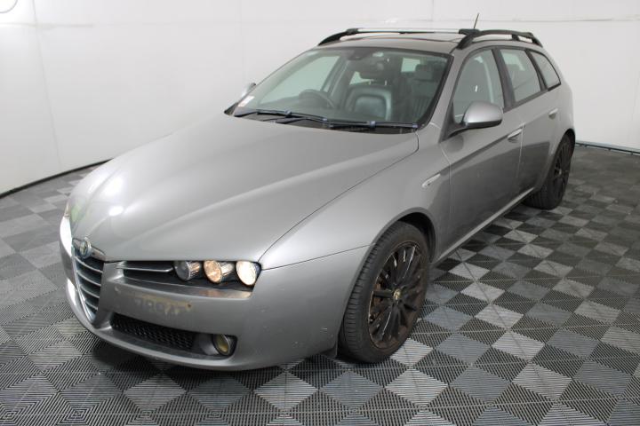 2008 Alfa Romeo 159 Sportwagon 2.4 JTD 140 T/Diesel Auto Wagon 112,464 km's