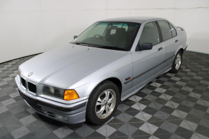 1994 BMW 318i E36 Auto Sedan 82449 km's (Service History)