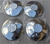 4 x VW Hubcaps - DELIVERY AVAILABLE
