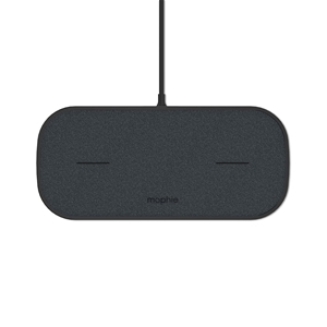 Mophie Dual Wireless Charging Pad Fabric