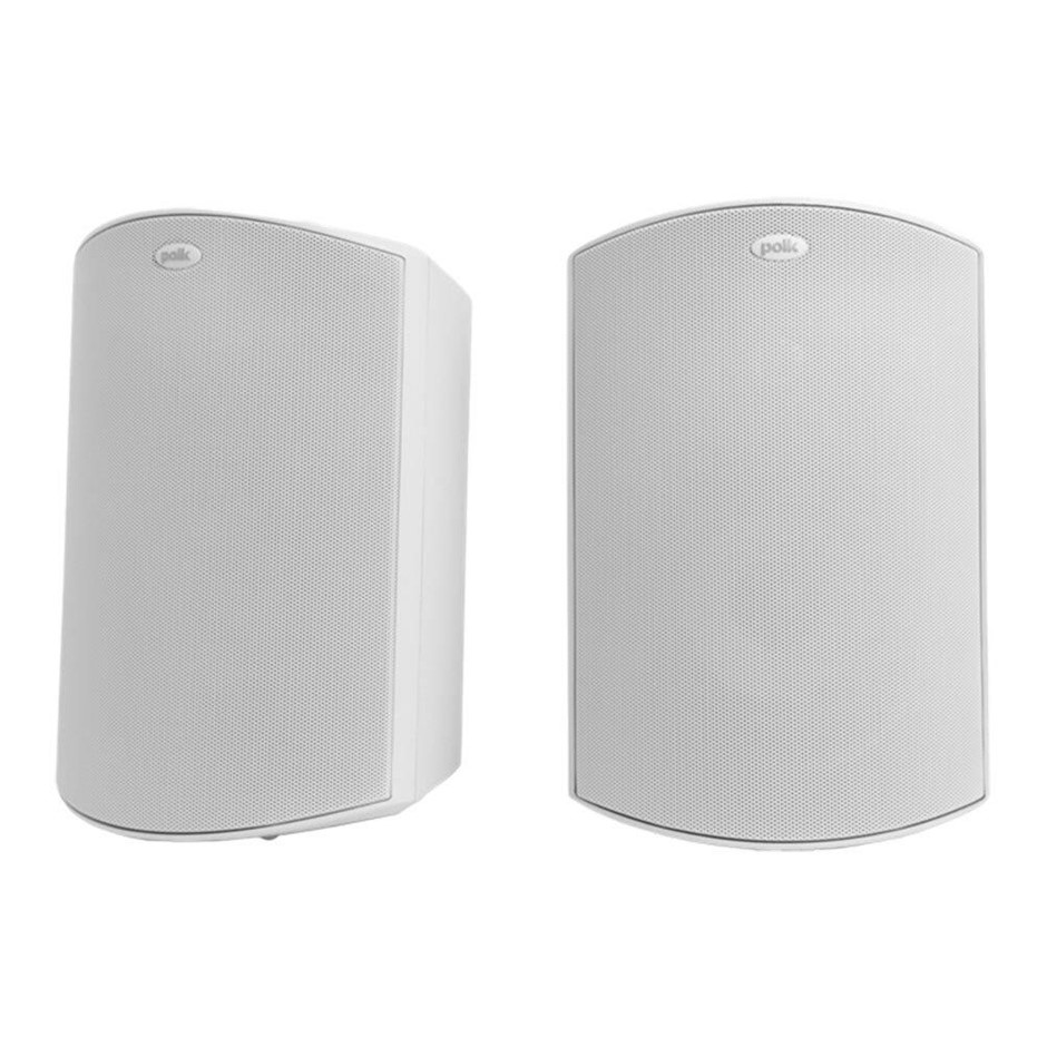 Polk Audio Atrium 6 All-Weather Outdoor Speakers - White
