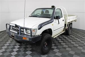 2001 Toyota Hilux (4x4) Turbo Diesel Man