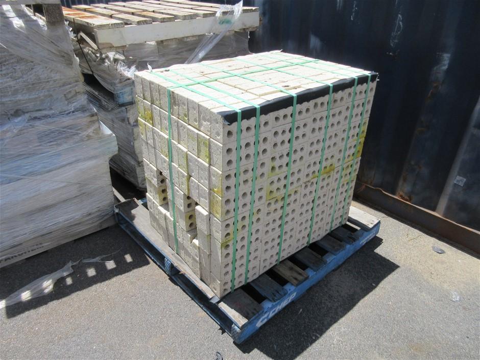 10 x Packs of Standard Limestone Hue Bricks