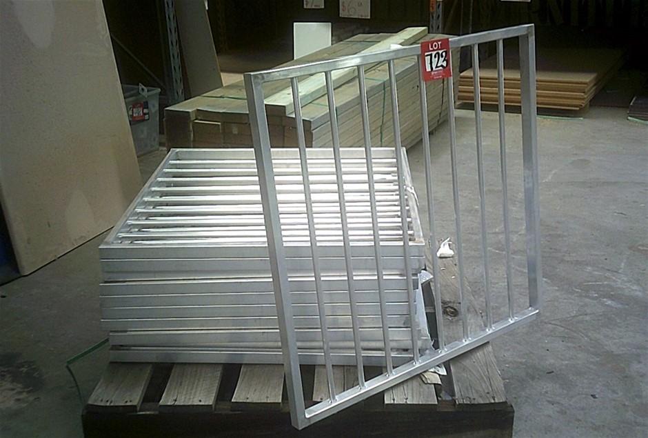 Aluminium Gate/Fence Panel. 900mm x 900mm