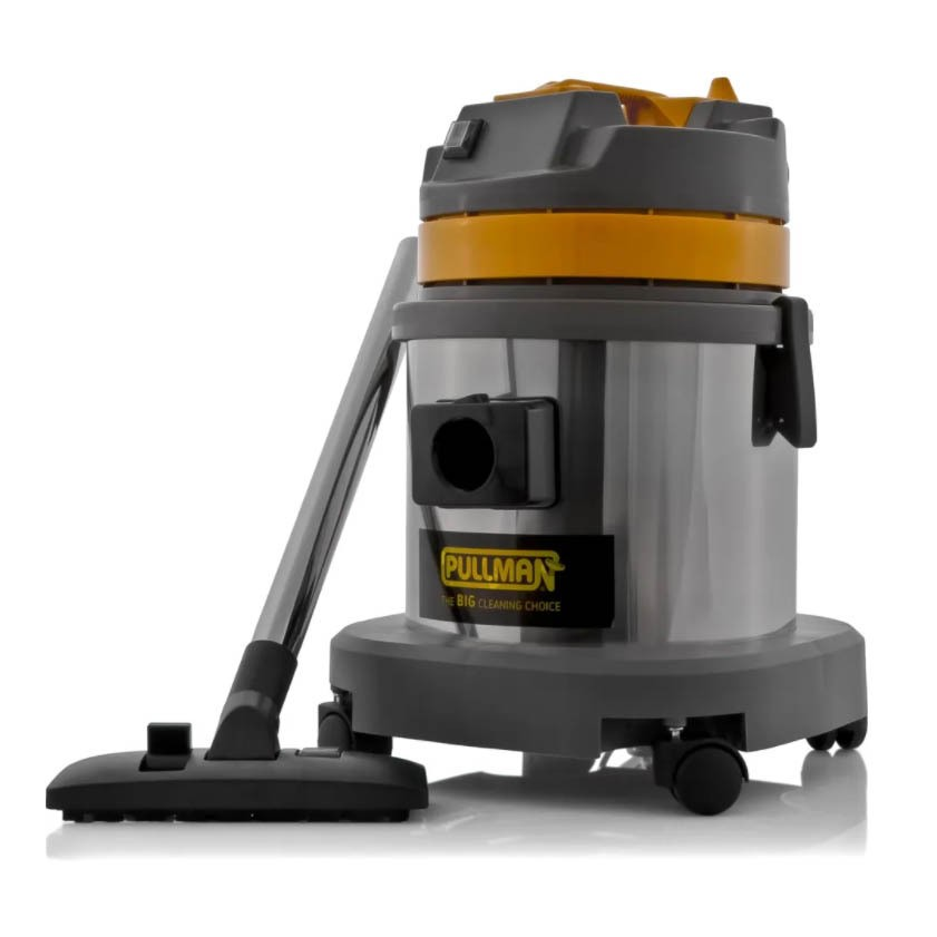 Pullman CB15-SS 15L Wet & Dry Commercial Canister