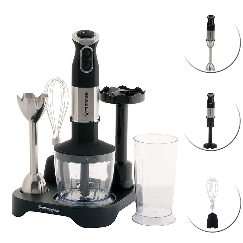 Westinghouse Stick Mixer Stainless Steel