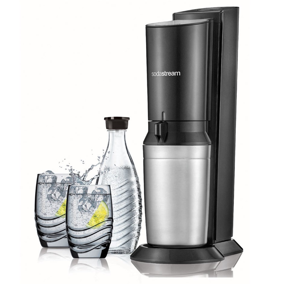 SodaStream Crystal Titan Value Pack
