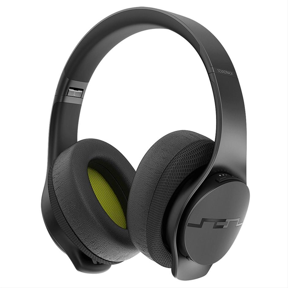 Sol Republic Soundtrack Wireless Headphones - Black